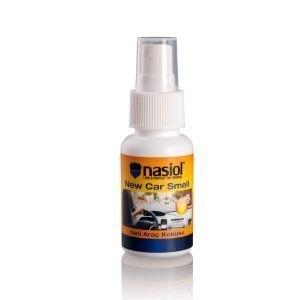Nasiol New Car Smell - odświeżacz powietrza o zapachu skóry i nowego samochodu