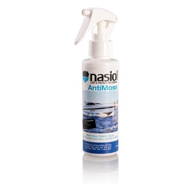 Nasiol AntiMoss - trwała nano powłoka do kadłuba jachtu