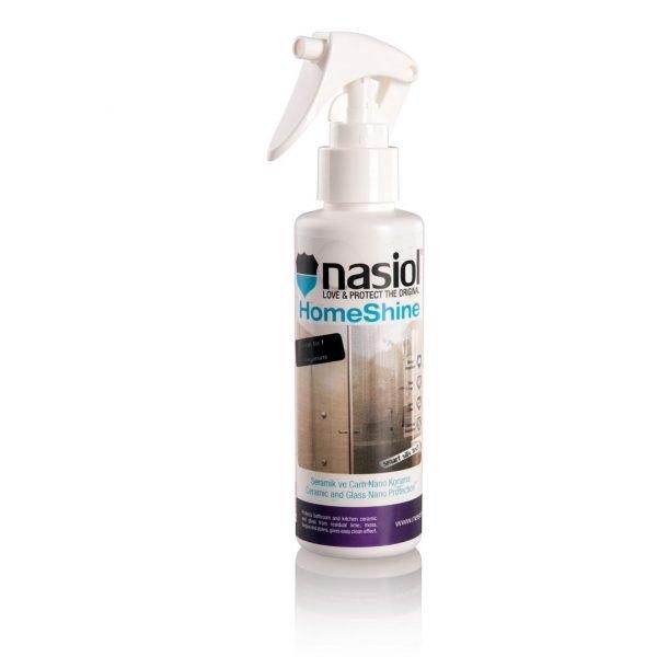 Nasiol Home Shine - nano powłoka do powierzchni szklanych i ceramicznych