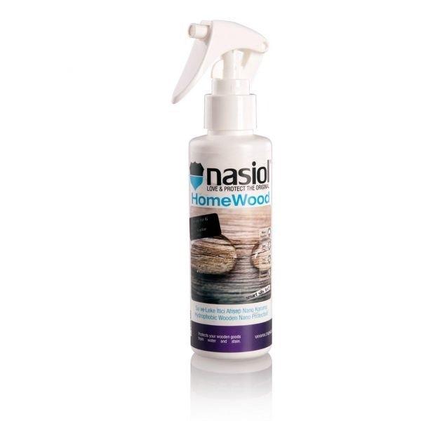 Nasiol HomeWood - powłoka do zabezpieczania drewna naturalnegool HomeWood