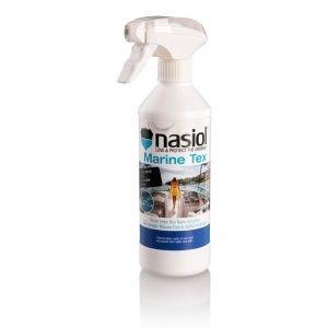 Nasiol MarineTex - powłoka do zabezpieczania tkanin na jachtach
